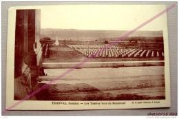 80 - THIEPVAL - Les Tombes Vues Du Monument - Unclassified