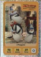 Sor100 Carta Da Gioco, Esselunga, Dreamworks Animation, Madagascar 3, Ricercati Europa, Pinguini, Penguins, N.35 Special - Trading Cards