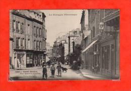 Saint Brieuc N°1208 Rue St Guillaume  ( écrite De 1904 ) - Saint-Brieuc