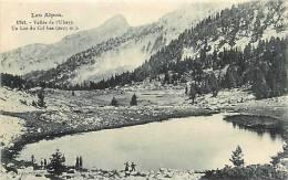 Alpes De Haute Provence : Nov12 527: Vallée De L'Ubaye  -  Lac Du Col Bas - Sin Clasificación