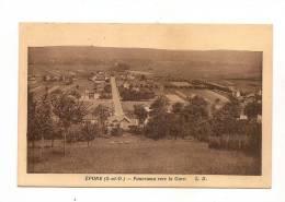 CPA CPSM 78 Yvelines - Epone - Panorama Vers La Gare - Edition L. Delebecque - Epone