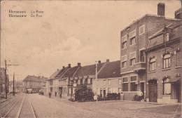 CPA - HERSEAUX - La Poste - Belgique