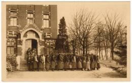 Brussel, Bruxelles, Woluwe, Avenue De Tervueren, Franciscaines Missionnaires De Marie (pk5955) - St-Pieters-Woluwe - Woluwe-St-Pierre