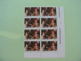 2570 Hans Memling, Bloc De 8, Blok Van 8 (frais De Port Gratuit) - Nuevos