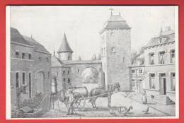 CPA: Trooz (Belgique) - Carte Publicitaire Pompe Et Chariot à Purin Système Léonard Monfort à Trooz - Trooz