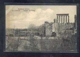 BAALBECK : La Citadelle, Temple Du Soleil - Lebanon