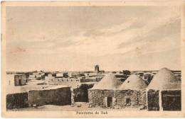 110 - CPA - POST CARD - ENVIRONS DE RAKKA SYRIE 1923 - Panorama De BAB - Syrie