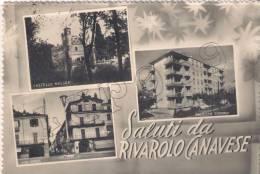 Torino - Saluti Da Rivarolo Canavese - Andere