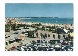 Cp, 17, Royan, La Plage, La Pointe De Vallières, Voyagée 1969 - Royan