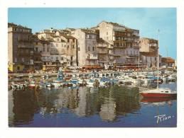 Cp, 20(2B), Bastia, Un Coin Du Vieux Port - Bastia