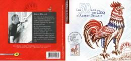 COLLECTOR  50 ANS DU COQ DE DECARIS NEUF - Mint/Hinged