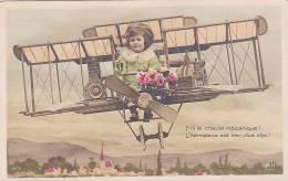 21186 Fini Cheval Mecanique Aeroplane Bien Plus Chic . A6N Paris, 853 . Avion Enfant