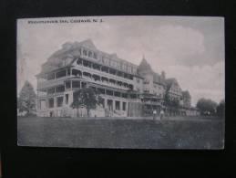 CP Carte Postale USA Etats Unis Monomonock Inn Caldwell N.J. (1) - Caldwell