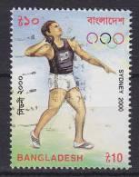 ## Bangladesh 2000 Mi. 739    10 T Olympic Games Olympische Sommerspiele Sydney - Bangladesch