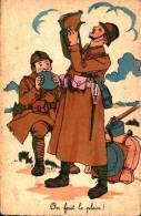 Humour Militaire 10 - On Fait Le Plein - Humour