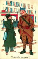 Humour Militaire 16 - Nous Les Aurons - Humour