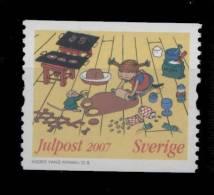 Suède **  N° 2591 - Noël - Unused Stamps