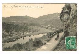 Vallée Du Doubs - Route De Quingey - France