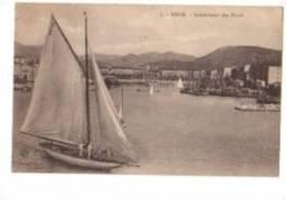 CPA NB Nice 1. Intérieur Du Port - Transport Maritime - Port
