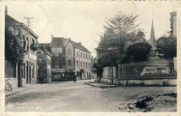 Roclenge S /Geer - La Rue De La Gare -1939 ( Voir Verso ) - Bassenge