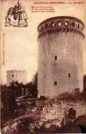 Coucy Le Château             Le Donjon     . - Autres Communes