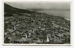 SWITZERLAND - AK137867 Neuchatel - Corcelle - Peseux Vus Par Avion - NE Neuchatel