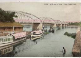 Annam  Hué  Pont Than-Thaï - Postcards