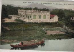 Annam  Hué  La Montagne Du Roi - Postcards