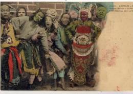 Annam  Hué  Chef Des Makouis - Postcards