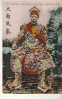 Annam  Hué  Empereur D'Annam - Postcards