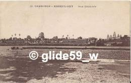 Cambodge - ANGKOR-VAT - Vue Générale - N° 10 - Cambogia