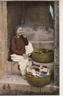 Yunnan    Marchande De Tabac   Cigarette Job - Postcards