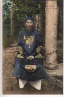 Annam  Hué  Chambellan En Chef Du Palais - Postcards