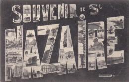 C P A---44---SOUVENIR DE SAINT-NAZAIRE---voir 2 Scans - Saint Nazaire