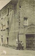 $3-2365- Nuoro - La Casa Di Grazia Deledda - F.p. Viaggiata 1942 - Nuoro