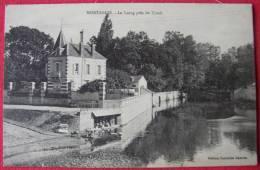 Dep 45 , Cpa  MONTARGIS , Le Loing Près Du Tivoli (1000L95) - Montargis
