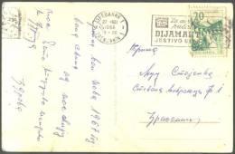 YUGOSLAVIA - JUGOSLAVIA - MINERALS- ''DIJAMANT'' EDIBLE OIL FOR COOKING - ZRENJANIN -1966. - Ernährung