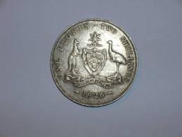 Australia 1 Florin/2shillings 1926 (msy)  (4472) - Monnaie Pré-décimale (1910-1965)