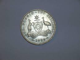 Australia 1 Florin/2shillings 1934 (m)  (4474) - Monnaie Pré-décimale (1910-1965)