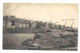 Buckhaven (Royaume-Uni, Ecosse) : View General  En 1910  (lively). - Scotland