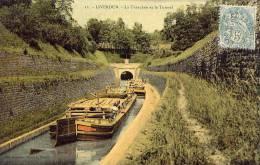 LIVERDUN La Tranchée Et Le Tunnel - Liverdun