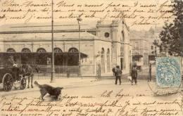NANCY La Gare - Nancy