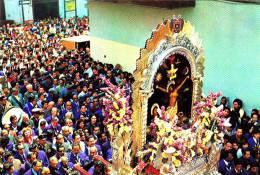Perou Peru - Lima - Procession Procesion - Christianisme - Religion Catholique - Circulée - Pérou