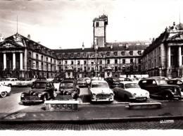 Carte Photo - Real Picture - Dijon Côte D´Or France - Palais Ducs Bourgogne - Neuve - Voitures Cars - Dijon