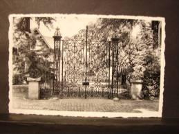 CT185. Linkebeek. Entrée Du Château - Linkebeek