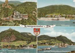 1960 KONIGSWINTER AM RHEIN - VEDUTE - Koenigswinter