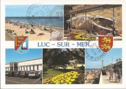 14 - CALVADOS - LUC SUR MER - Luc Sur Mer