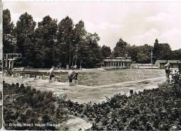 AK Gronau/Westfalen, Neues Freibad 1966 - Gronau