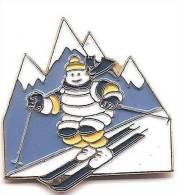 MICHELIN  _ BIB à Ski_ Neige & Montagne_Signé FRAISSE - Trademarks