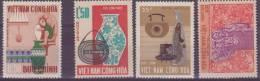 Viet-Nam Sud  N° 314 à 317**,  Neuf Sans Charniere - Vietnam
